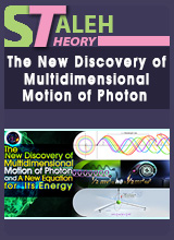 the new discovery of multidimensional motion of photon and a new equation for its energy