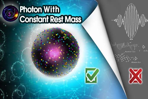 14- Photon has a Constant Rest Mass!