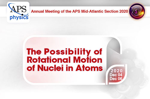 2020 Annual Meeting of the APS Mid-Atlantic Section