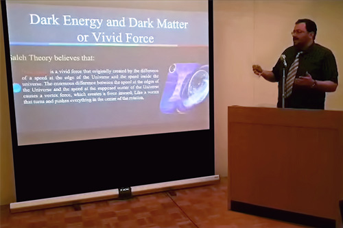 21st International Conference on Dark Matter and Dark Energy (ICDMDE 2019)