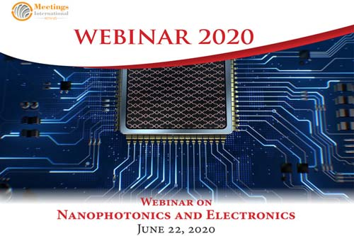 15th World Congress on Nanophotonics and Electronics